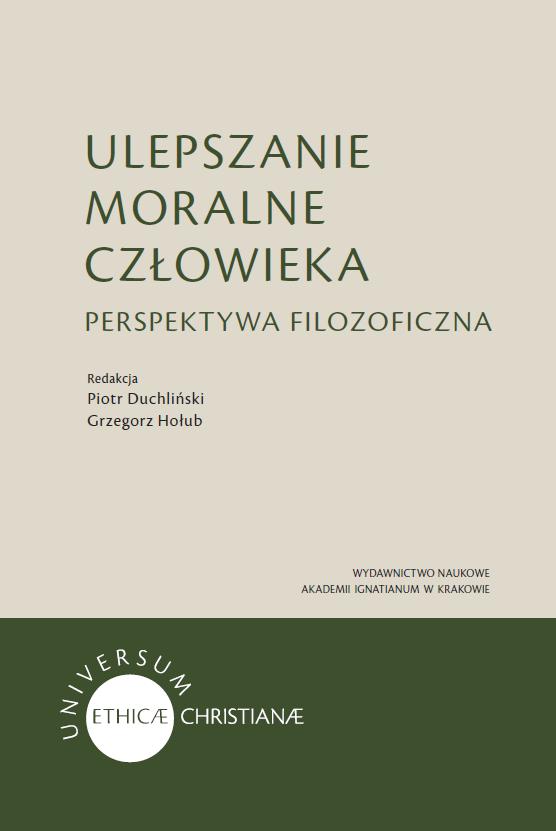 Ulepszanie moralne człowieka | wydawnictwowam.pl