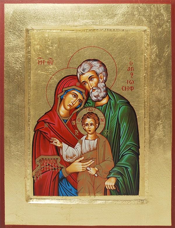 Ikona święta Rodzina Wydawnictwowampl