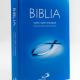 Biblia z rybką niebieska miękka / paginatory