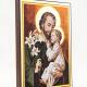 Święty Józef z Dzieciątkiem - obraz / średni