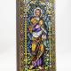 Święty Józef - obraz / wysoki witraż