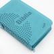 """Biblia """"z rybką"""" z suwakiem turkusowa"""