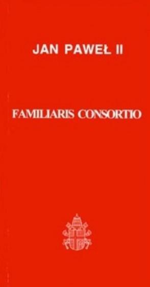 Adhortacja Apostolska Familiaris consortio