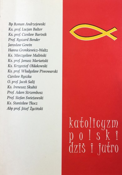 Katolicyzm polski dziś i jutro / Outlet