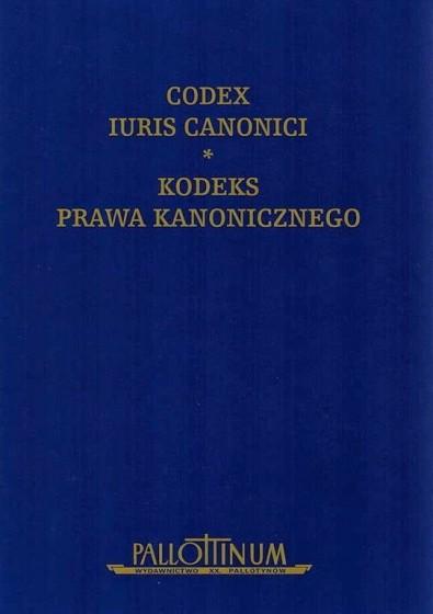 Kodeks Prawa Kanonicznego Codex Iuris Canonici