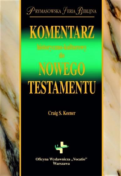 Komentarz historyczno-kulturowy do Nowego Testamentu
