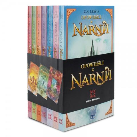 Opowieści z Narnii Komplet 1-7