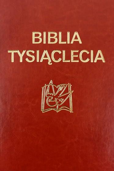 Pismo Święte Starego i Nowego Testamentu Biblia papieska