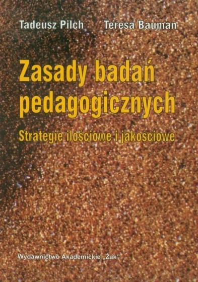 Zasady badań pedagogicznych / Outlet