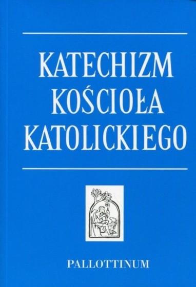 Katechizm Kościoła Katolickiego B5 miękka