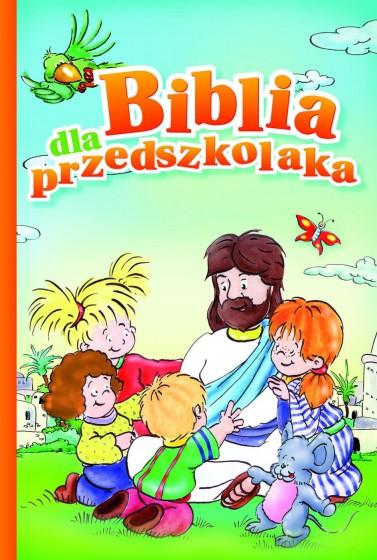 Biblia dla przedszkolaka / Wyprzedaż