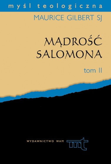 Mądrość Salomona Tom 2