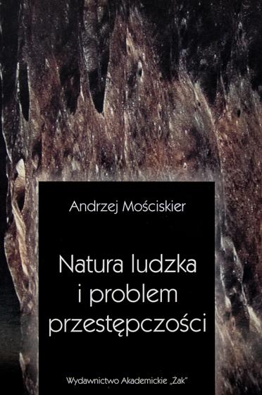 Natura ludzka i problem przestępczości / Outlet
