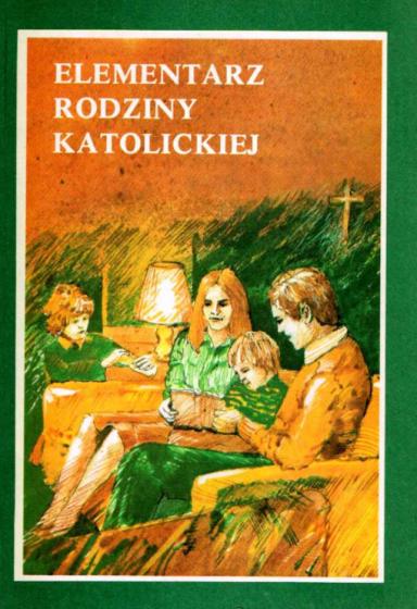 Elementarz rodziny katolickiej/outlet