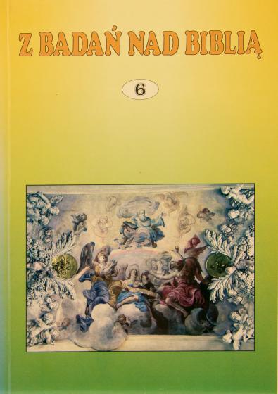 Z badań nad Biblią. Tom 6 / Outlet