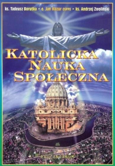 Katolicka nauka społeczna