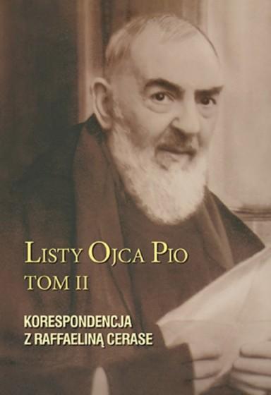 Listy Ojca Pio Tom II