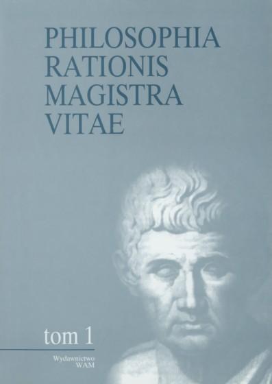 Philosophia rationis magistra vitae