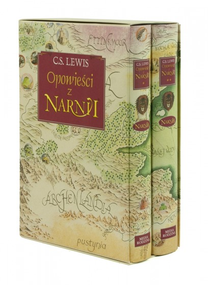 Opowieści z Narnii Wydanie dwutomowe