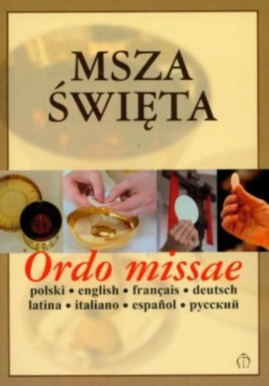 Msza święta Ordo missae