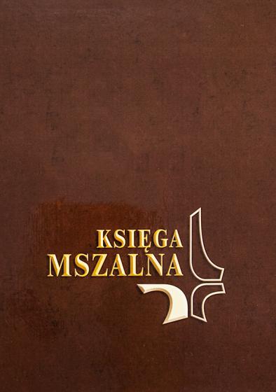 Księga mszalna - mała