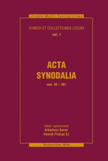 Acta Synodalia - od 50 do 381 roku
