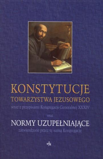 Konstytucje Towarzystwa Jezusowego oraz Normy Uzupełniające