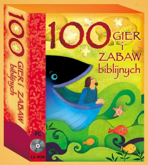 100 gier i zabaw biblijnych