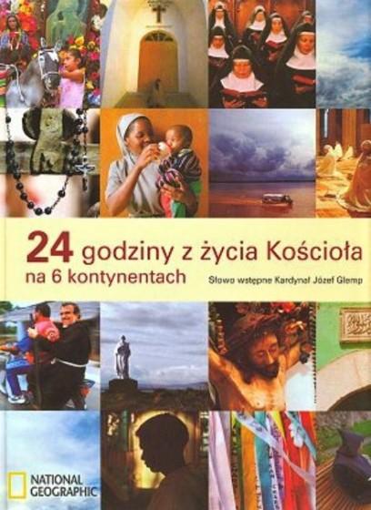 24 godziny z życia Kościoła na 6 kontynentach / Outlet