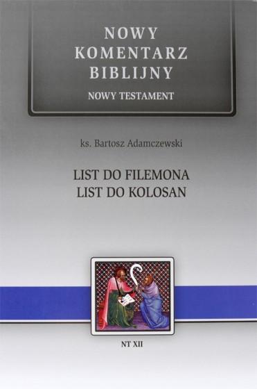 List do Filemona i List do Kolosan