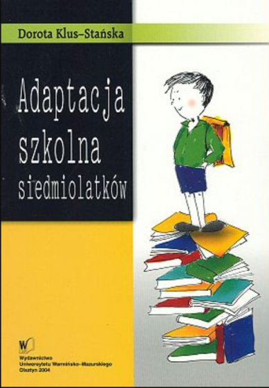 Adaptacja szkolna siedmiolatków/outlet
