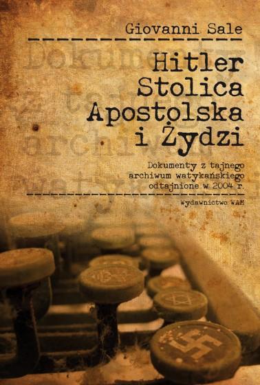 Hitler, Stolica Apostolska i Żydzi