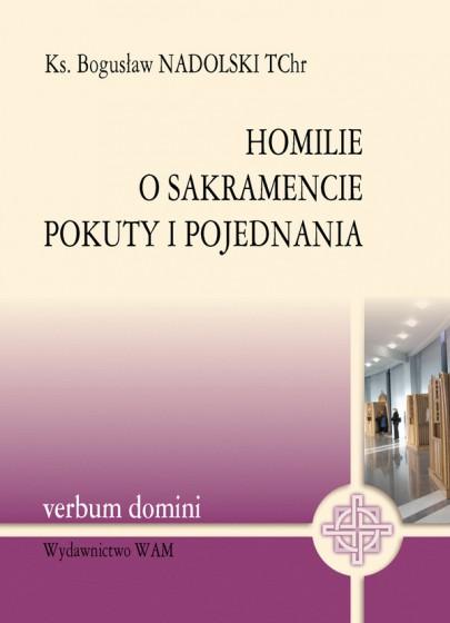Homilie o sakramencie pokuty i pojednania