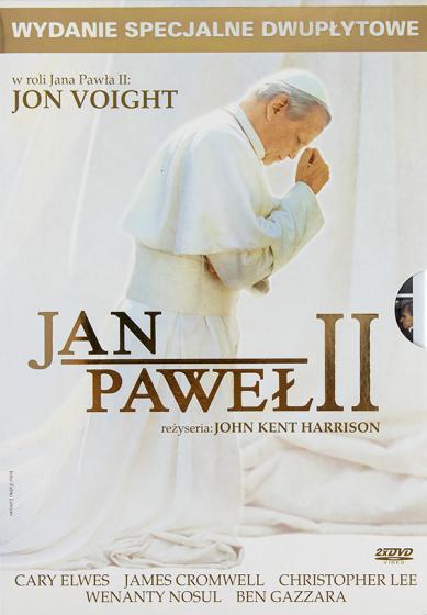 Jan Paweł II DVD Wydanie specjalne dwupłytowe