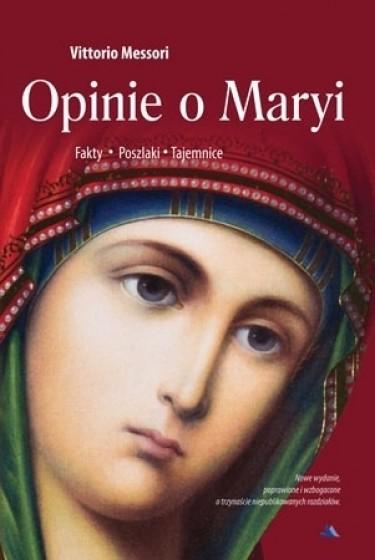 Opinie o Maryi
