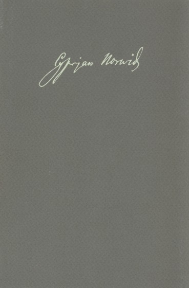 Cyprian Norwid. Dzieła wszystkie VII. Proza I