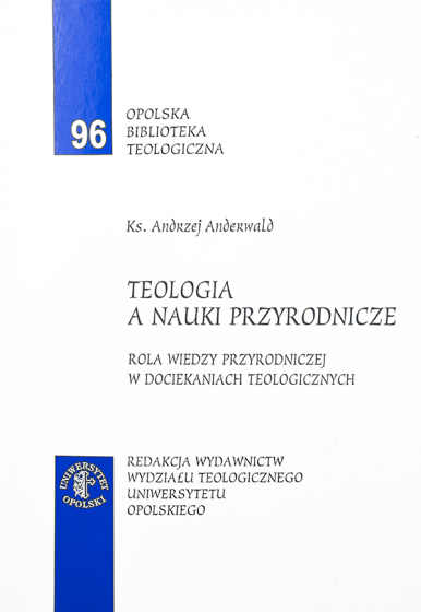 Teologia a nauki przyrodnicze / Outlet