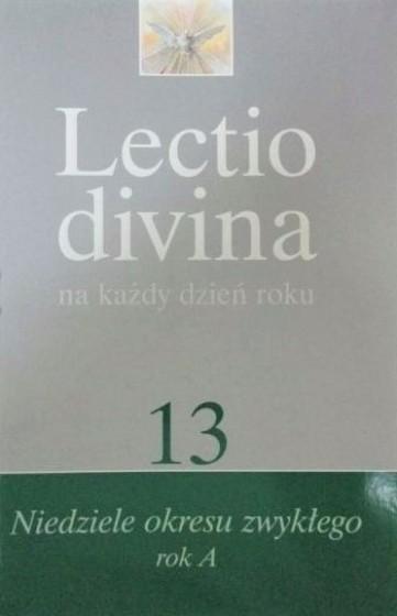 Lectio divina na każdy dzień roku (13)