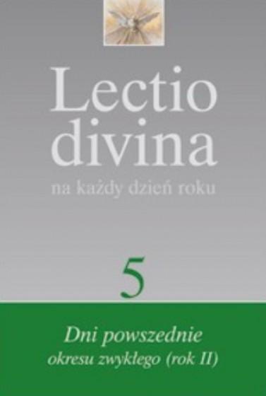 Lectio divina na każdy dzień roku (5)