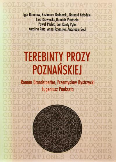 Terebinty prozy poznańskiej / Outlet