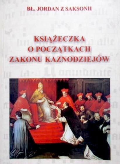 Książeczka o początkach zakonu kaznodziejów / Outlet
