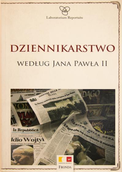 Dziennikarstwo według Jana Pawła II / Outlet