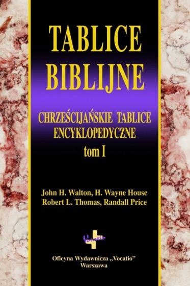 Tablice biblijne Tom I