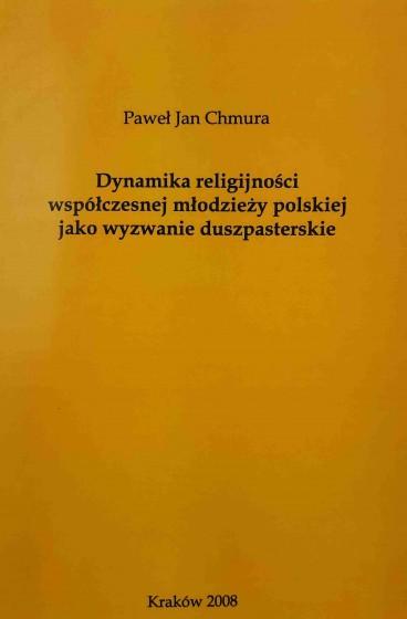 Dynamika religijności współczesnej młodzieży polskiej jako wyzwanie duszpasterskie / Outlet