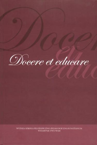 Docere et educare