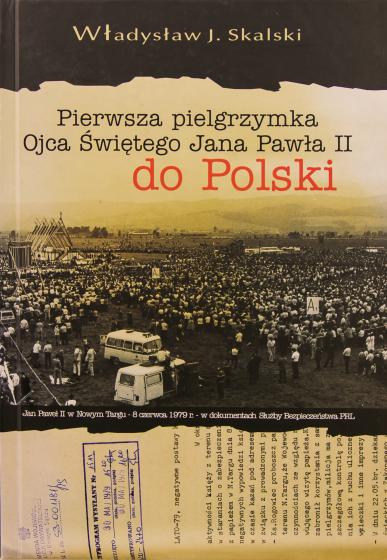 Pierwsza pielgrzymka Ojca Świętego Jana Pawła II do Polski / Outlet