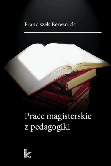 Prace magisterskie z pedagogiki / Outlet
