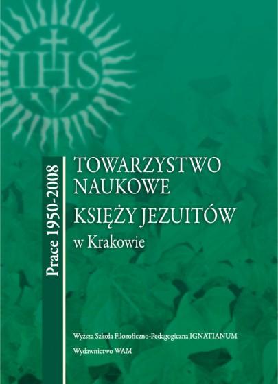 Towarzystwo Naukowe Księży Jezuitów w Krakowie