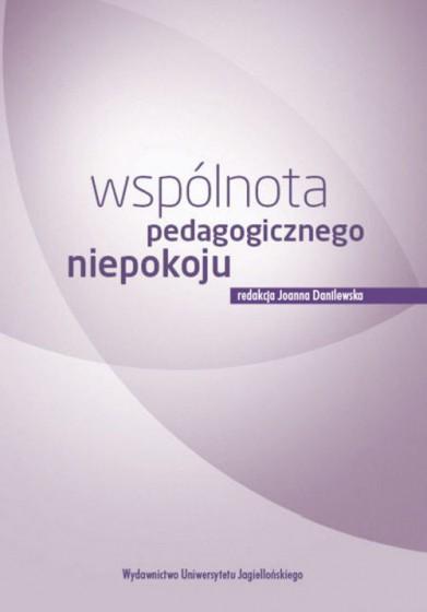 Wspólnota pedagogicznego niepokoju / Outlet