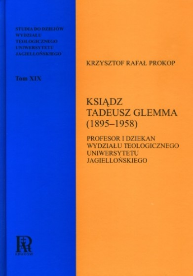 Ksiądz Tadeusz Glemma (1895-1958) / Outlet